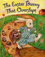 Easter Bunny That Overslept