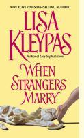 When Strangers Marry