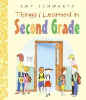 Things I Learned in Second Grade