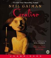Coraline(Unabridged,CDs)