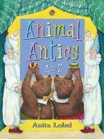 Animal Antics A to Z
