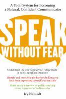 Speak Without Fear