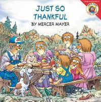 Just So Thankful
