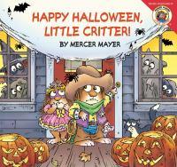 Happy Halloween, Little Critter!