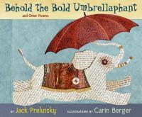 Behold the Bold Umbrellaphant