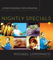 Nightly Specials