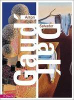 Antoni Gaudi, Salvador Dali