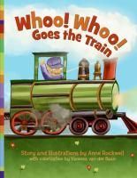 Whoo! Whoo! Goes the Train