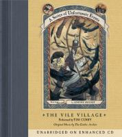 Series Of Unfortunate Events #7: The Vile Village Cd