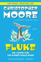 Fluke, Or, I Know Why The Winged Whale Sings