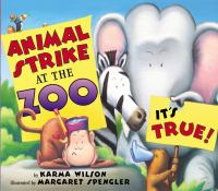 Animal Strike at the Zoo, It's True!