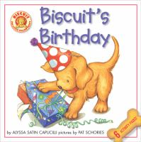 Biscuit's Birthday