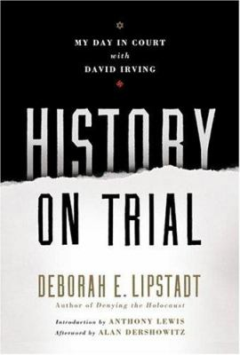 Cover image for History on Trial