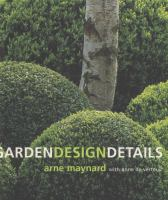 Garden Design Details