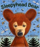 Sleepyhead Bear