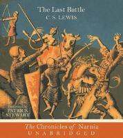 The Last Battle (#7)