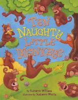 Ten Naughty Little Monkeys