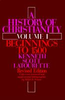 A History of Christianity