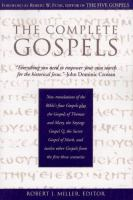 The Complete Gospels