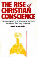 The Rise of Christian Conscience