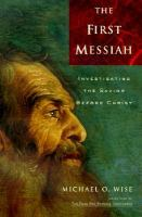 The First Messiah