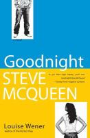 Goodnight Steve McQueen