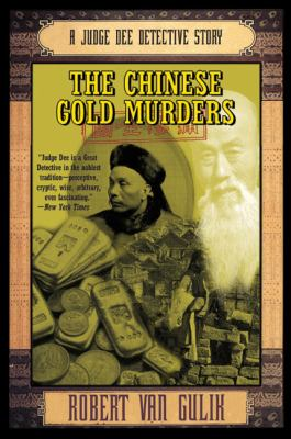 Cover image for The Chinese Gold Murders