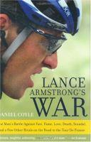 Lance Armstrong's War