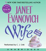 Wife for Hire(Unabridged CDs)