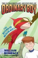 The Return of Meteor Boy?