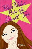 Ruby Parker Hits the Small Time