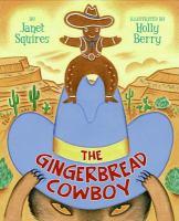 Gingerbread Cowboy