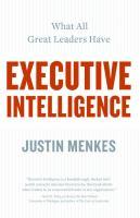 Executive Intelligence
