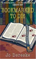 Bookmarked to Die