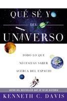 Qué sé yo del universo