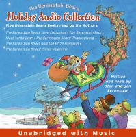 The Berenstain Bears' Holiday Audio Collection
