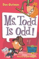 Ms. Todd Is Odd!