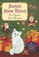 Santa's Snow Kitten