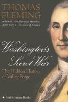 Washington's Secret War