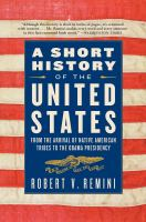 Short History of the United States