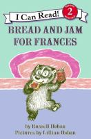 Media Cover for Bread and jam for Frances
