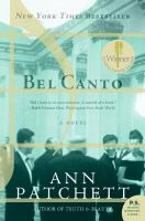 Bel Canto  (BOOK CLUB SET)