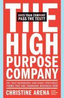 The High-purpose Company