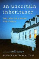 An Uncertain Inheritance