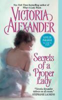 Secrets of A Proper Lady