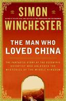 Man Who Loved China