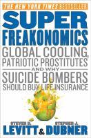 Cover of Super Freakonomics