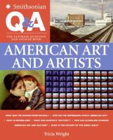 American Art and Artists