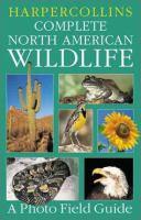 HarperCollins Complete North American Wildlife