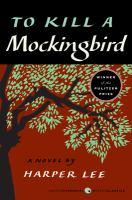 Image: To Kill A Mockingbird